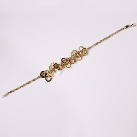 Yellow Gold Bracelet  SOLD