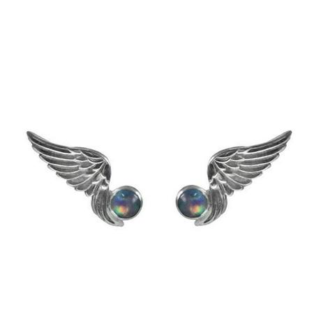 Tiny Wings Stud Earrings