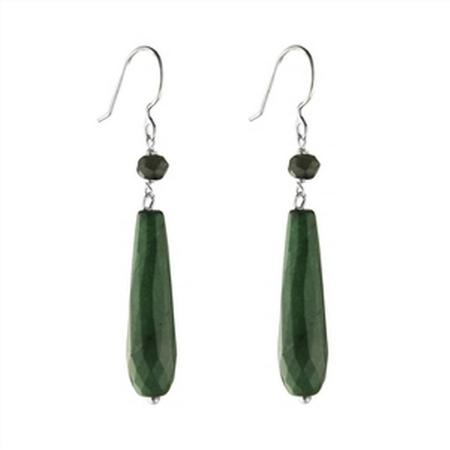 Victoria Jade Dangle Earrings