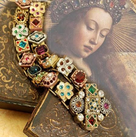 Royal Renaissance Canterbury Bracelet