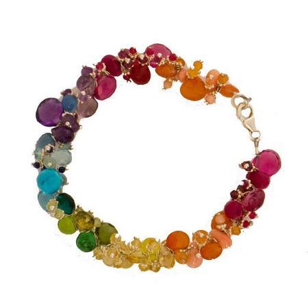 Rainbow Classic Jellybean Bracelet