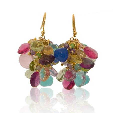Rainbow Classic Jellybean Earrings