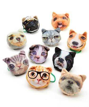 Cat/Dog Reusable Foldaway Shopping Bag