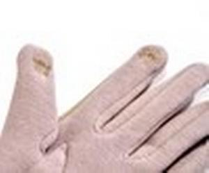 Rhinestone Touch Screen Gloves