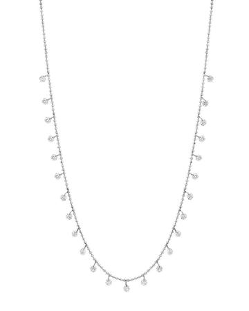Cleopatra Dashing Diamonds Necklace