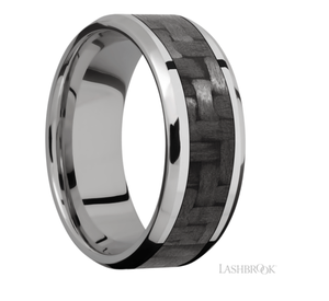 Titanium Wedding Band C8F14