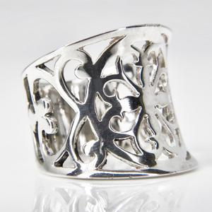 Sterling Silver Southern Gates Ring