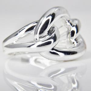 Sterling Silver Contemporary Knot Ring