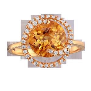 Pallette Ring